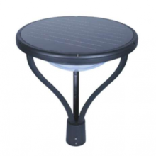 China for China Solar Garden Lamp Head,Outside Decorative Lights,Garden Lamp Head,Solar Street Light Head Supplier Waterproof 12W Solar Power Garden Lamp House export to Ireland Factories
