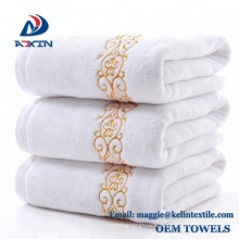 China Supplier 100% cotton 21s/2 jacquard yarn dyed bath towels Bath towel/ face towel/ beach towel/ hand towel;