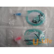 Регулируемая медицинская маска Вентури Вентури с 7 дилютерами