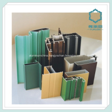 Aluminum Window Extrusion Profiles Anodized