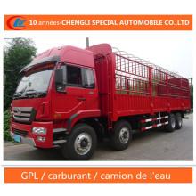 Caminhão de carga HOWO 8X4 Camion De Fret