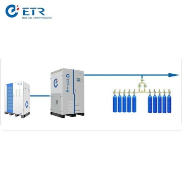 Small Compacted PSA Medical Oxygen Gas Plant