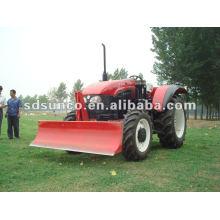Tracteur hydraulique de lame de bulldozer