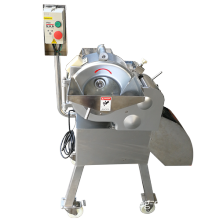 Plantaardige dicing machine