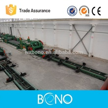 Aoto metal straightening and cut to length line machine