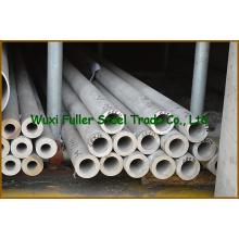 Tuyau d'acier inoxydable sans couture ASTM A312 Tp316 / 316L
