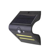 Luz de seguridad impermeable al aire libre para jardín solar