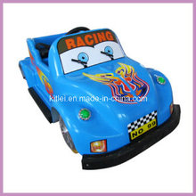 Venda Por Atacado Vinly Injection Racing Ride-on plástico Kids Baby Car Toy