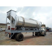 Planta mezcladora de asfalto móvil YLB1000