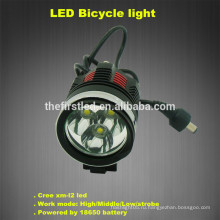 Jexree 1800 Lumen 6400mah 3xCREE XM-L2 светодиодный велосипед Велосипед свет