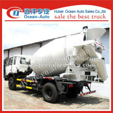 Dongfeng 6M3 Small concrete mixer truck for hot sale