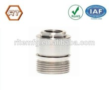 High precision machining stainless steel cnc machine part