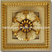 Luxury Cheap Square Ceiling Panel for Hall Decoration (PUBH50-2-F19)