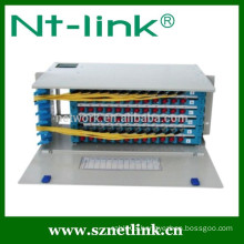 Hot sale 96 core fiber optical Patch panel