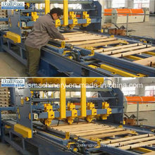Sf901automatic Stringer Pallet Nailing Machine