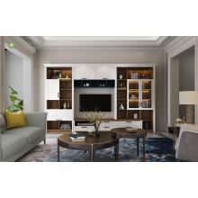 Набор мебели для гостиной в американском стиле