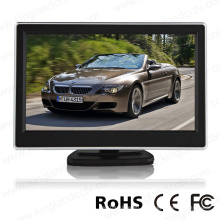 5-дюймовый TFT-LCD монитор безопасности для автомобиля заднего вида