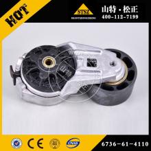 Komatsu PC220-7 Belt tensioner 6736-61-4110