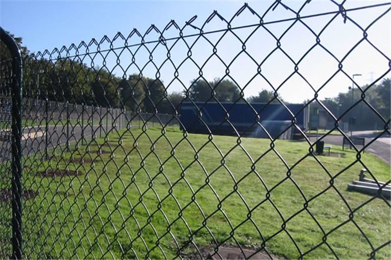 chain link panel fences