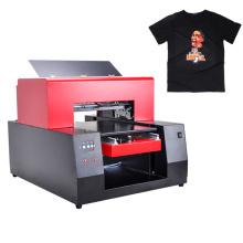 Máquina de impressão personalizada da camisa da roupa T