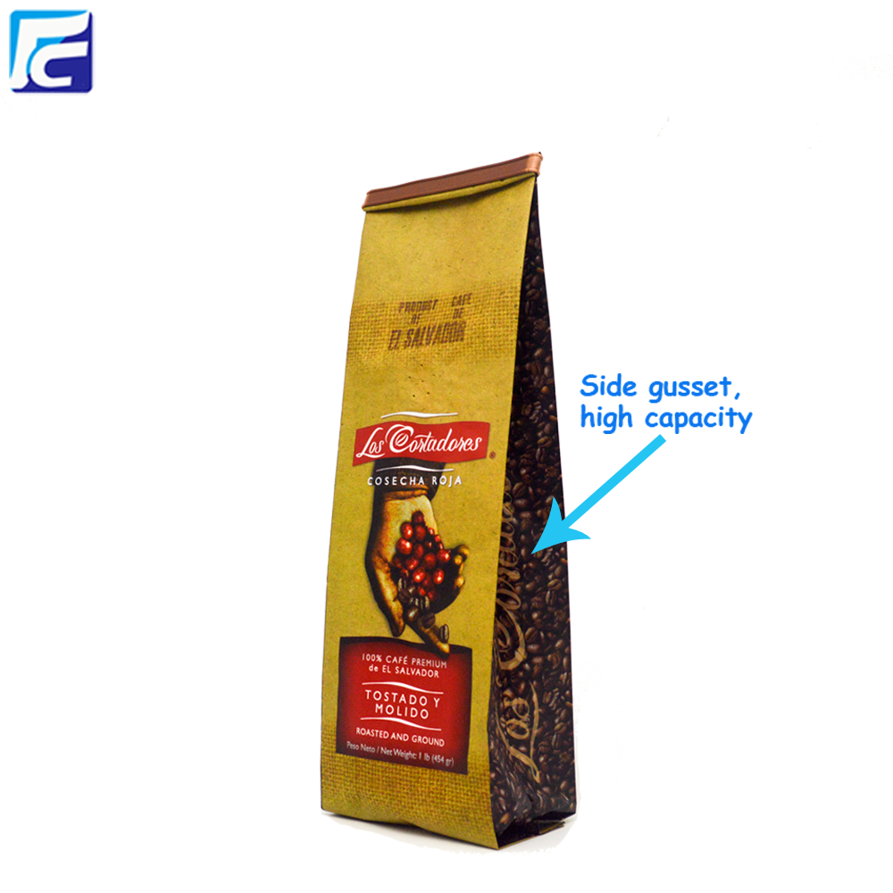 Side Gusset Coffee Bags