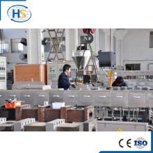Tsh Series Biologisch abbaubare Kunststoff-Doppelschnecken-Granulationsmaschine