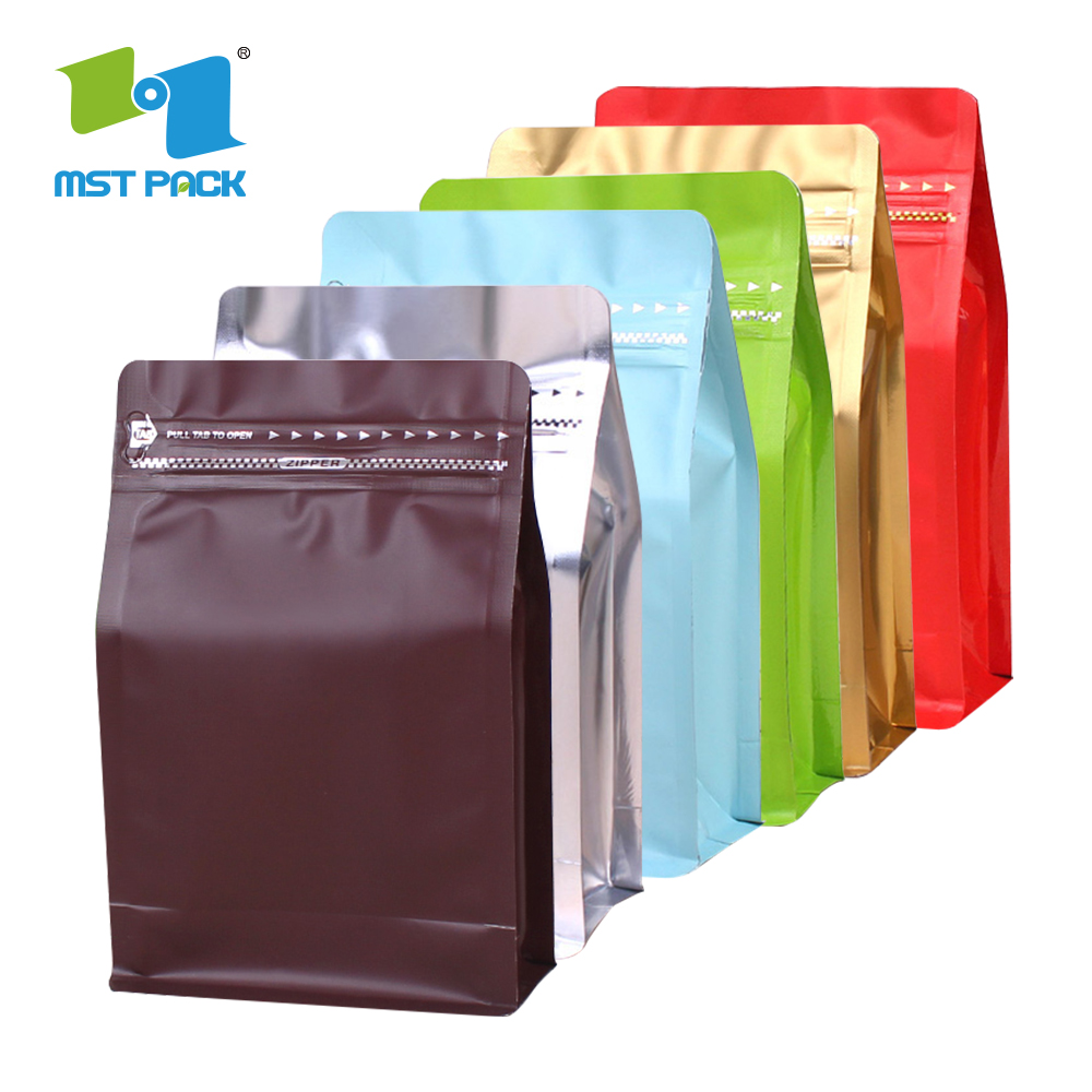 Coffee Plastic Bags