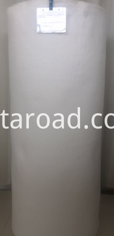 filament geotextile in roll