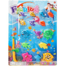 16PCS Fishing Suits Series Game Fishing Toy