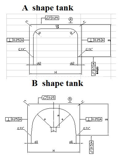 Alunimum Tank