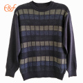 HOT-selling fashion customized v neck knitted wool sweaters of baby