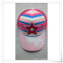 2015 chapeau de baseball de maillot d'enfant