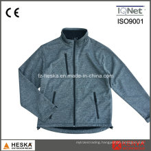 Autumn Stylish 100% Polyester Sports Softshell Jacket