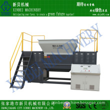 Double-Shaft Shredder for Fabric/Cloth