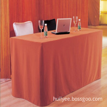 Hotel Square Table Cloth with Jacquard