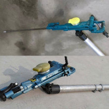YT24 pneumatik rock drill dengan kaki pusher