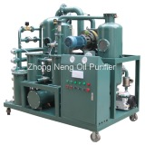 Double stage transformer oil purifier