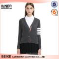 Wholesale 2017 new fashion cardigan style 100% cashmere sweater
