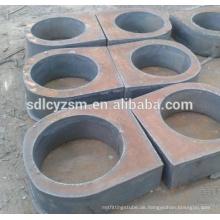 hochwertige CNC-Laserschneiden A36 dicke Platte