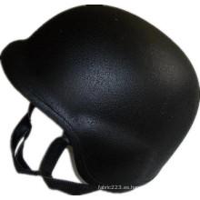 Palanca de NIJ Iiia UHMWPE Boltless casco a prueba de balas