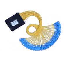 Divisor del PLC de la fibra óptica del precio bajo 1:64 de la alta calidad de Piogoods para la comunicación de huawei cisco