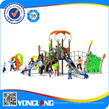 Ensemble de jeux pour enfants à l'école pour enfants