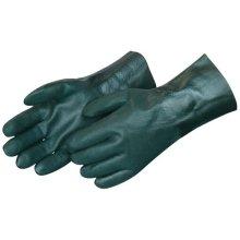 Guantes de seguridad en el trabajo con puño de guantelete