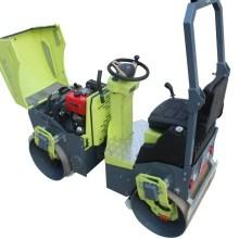 3 ton vibratory road roller asphalt paving machine