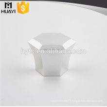 hexagon plastic cap for glass perfume bottle