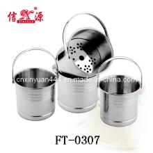 Stainless Steel Beer Cooler Bucket (FT-0307)