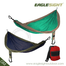 Smart Backpacking with Nylon Hammock (with Straps on Pouch)