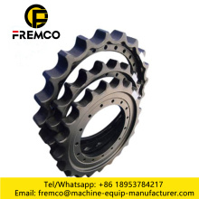 Piezas originales originales PC200-7 Sprocket