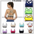 OEM Manufacturers Yoga Bra Youth Fitness Removable Padded Sport Bra