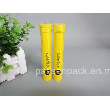 China Großhandel Luxus Zigarre Rohr aus Aluminium (PPC-ACT-041)